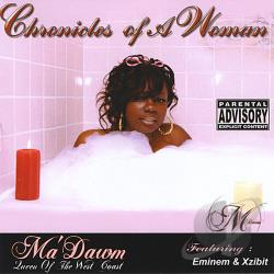 Madawm - Chronicles Of A Woman CD Cover Art