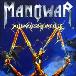 Manowar - Sons Of Odin CD Cover Art