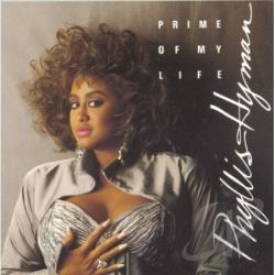Hyman, Phyllis - Prime of My Life CD Cover Art