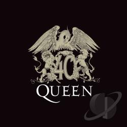 Queen - 40, Vol. 1 CD Cover Art