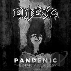 Epidemic - Pandemic: The Demo Anthology CD Cover Art