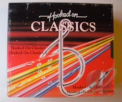 New World Ensemble / Royal Philharmonic Orchestra - Hooked On Classics Vol. 1-4 CD Cover Art