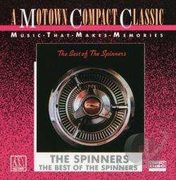 Spinners - Best of the Spinners CD Cover Art