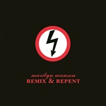 Manson, Marilyn - Remix & Repent CD Cover Art