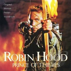 Kamen, Michael - Robin Hood, Prince of Thieves CD Cover Art