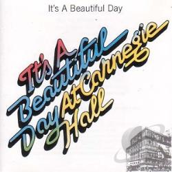 It's A Beautiful Day - Live at Carnegie Hall CD Cover Art