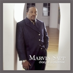 Sapp, Marvin - Diary of a Psalmist CD Cover Art