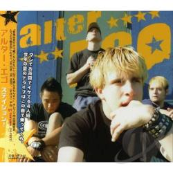 Alter Ego - Station CD Cover Art