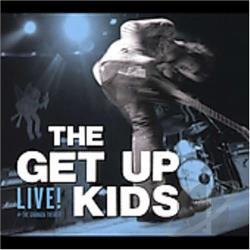 Get Up Kids - Live At the Granada Theater CD Cover Art