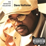 Hollister, Dave - Definitive Collection CD Cover Art