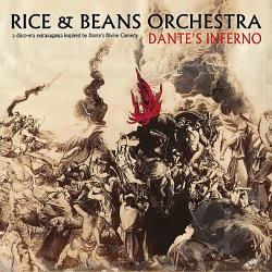 Rice & Beans Orchestra - Dante's Inferno CD Cover Art