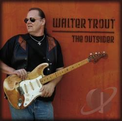 Trout, Walter - Outsider CD Cover Art
