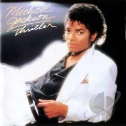 Jackson, Michael - Thriller LP Cover Art