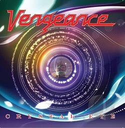 Vengeance - Crystal Eye CD Cover Art