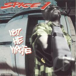 Spice 1 - 187 He Wrote CD Cover Art