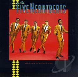 Five Heartbeats CD Cover Art