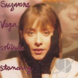 Vega, Suzanne - Solitude Standing CD Cover Art