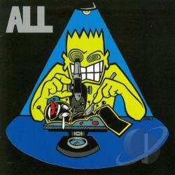 All - All CD Cover Art