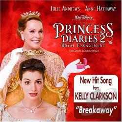 Princess Diaries 2: Royal Engagement CD Cover Art