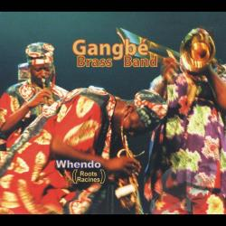 Gangbe Brass Band - Whendo CD Cover Art