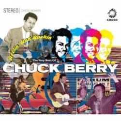 Berry, Chuck - Reelin' & Rockin': The Very Best of Chuck Berry CD Cover Art