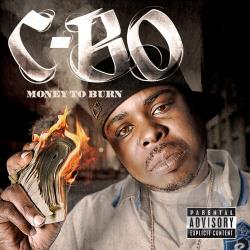 C-Bo - Money to Burn CD Cover Art