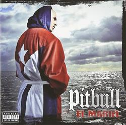 Pitbull - El Mariel CD Cover Art