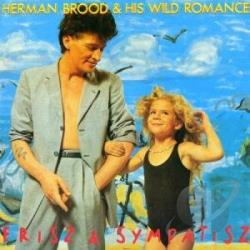 Brood, Herman & His Wild Romances - Frisz & Sympatisz CD Cover Art