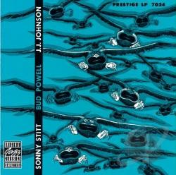 Johnson, J.J. / Powell, Bud / Stitt, Sonny - Sonny Stitt/Bud Powell/J.J. Johnson CD Cover Art