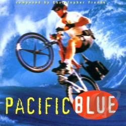 Pacific Blue - Pacific Blue CD Cover Art