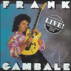 Gambale, Frank - Live CD Cover Art