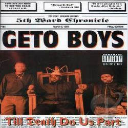 Geto Boys - Uncut Dope: Geto Boys' Best CD Cover Art