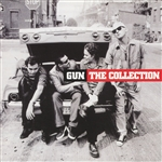 Gun - Collection CD Cover Art