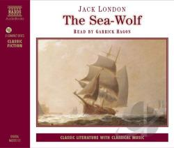 Hagon, Garrick / London, Jack - Sea Wolf CD Cover Art