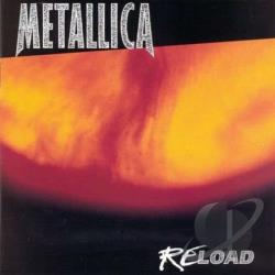 Metallica - Reload LP Cover Art