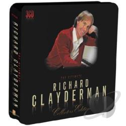 Clayderman, Richard - Ultimate Richard Clayderman: The Col CD Cover Art