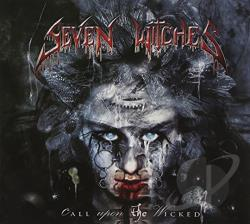 Seven Witches - Call Upon the Wicked CD Cover Art