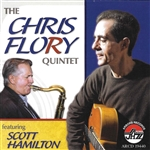 Chris Flory Quintet / Flory, Chris - Chris Flory Quintet Featuring Scott Hamilton CD Cover Art