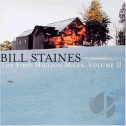 Staines, Bill - First Million Miles Vol. 2 CD Cover Art