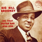 Broonzy, Big Bill - Do That Guitar Rag (1928-1935) CD Cover Art
