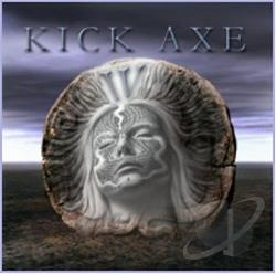 Kick Axe - IV CD Cover Art