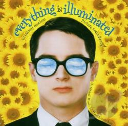 Cantelon, Paul - Everything Is Illuminated CD Cover Art