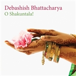 Bhattacharya, Debashish - O Shakuntala! CD Cover Art