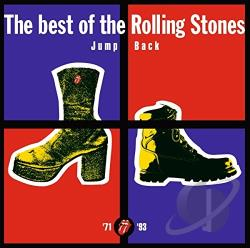 Rolling Stones - Jump Back: The Best of the Rolling Stones 1971-1993 CD Cover Art