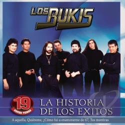 Los bukis la historia de los exitos cd more by los bukis no longer