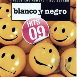 Blanco Y Negro Hits 09 CD Cover Art