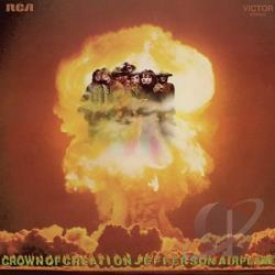 Jefferson Airplane - Crown of Creation CD Cover Art