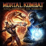Various Artists - Mortal Kombat: Songs Inspired By The Warriors DB Cover Art