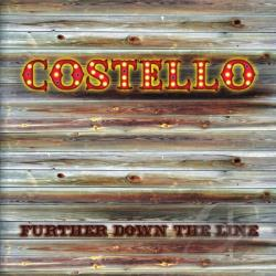 Costello - Further Down the Line CD Cover Art