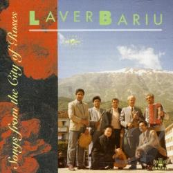 Bariu, Laver - Songs from the City of Roses CD Cover Art